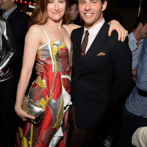 James Marsden, Kathryn Hahn