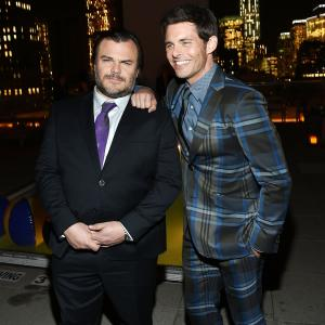 James Marsden, Jack Black