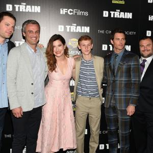 James Marsden, Jack Black, Jarrad Paul, Kathryn Hahn, David Bernad, Andrew Mogel, Russell Posner