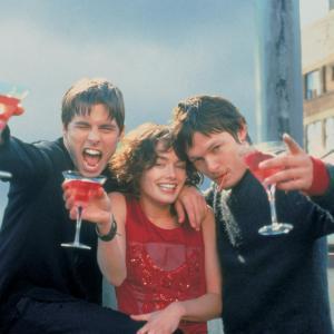 Still of James Marsden Norman Reedus and Lena Headey in Gossip 2000