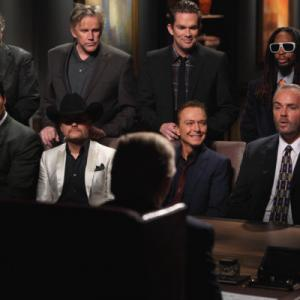 Gary Busey, Meat Loaf, Mark McGrath, David Cassidy, Richard Hatch, Jose Canseco, Lil Jon, John Rich