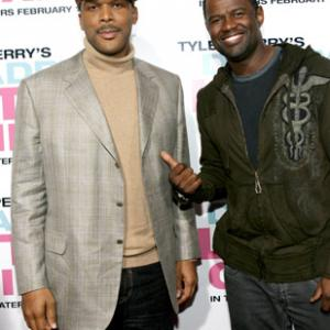 Brian McKnight, Tyler Perry