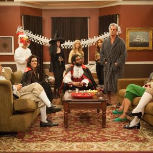 Melanie Lynskey, Christopher Meloni, Amy Poehler, Paul Rudd, Jason Mantzoukas