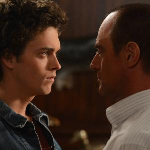 Christopher Meloni, Connor Buckley