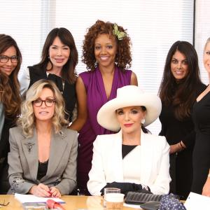 Vanessa Marcil, Joan Collins, Lindsay Hartley, Donna Mills, Chrystee Pharris, Hunter Tylo, Crystal Hunt