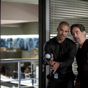 Joe Mantegna, Shemar Moore