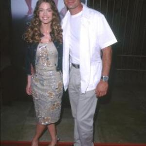 Denise Richards and Patrick Muldoon at event of Drop Dead Gorgeous 1999