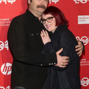 Megan Mullally, Nick Offerman
