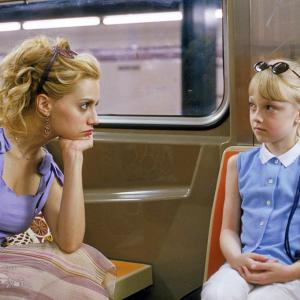 Still of Brittany Murphy and Dakota Fanning in Uptown Girls 2003