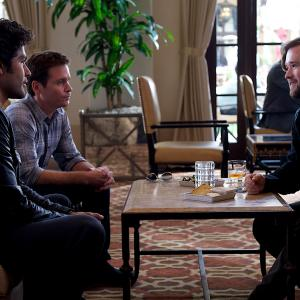 Adrian Grenier, Haley Joel Osment, Kevin Connolly