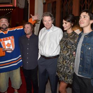 Kevin Smith, Haley Joel Osment, Justin Long, Michael Parks, Genesis Rodriguez