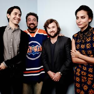 Kevin Smith, Haley Joel Osment, Justin Long, Genesis Rodriguez