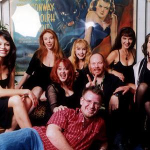 Stella Stevens, Mary Woronov, Cassandra Peterson, Sam Irvin, Julie Brown, Jason Paul Collum, Brinke Stevens, Musetta Vander