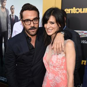 Jeremy Piven, Perrey Reeves