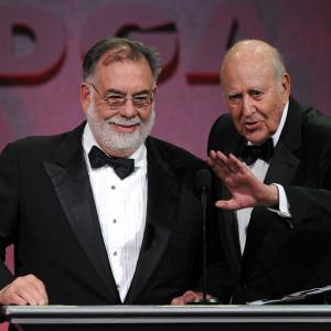 Francis Ford Coppola and Carl Reiner