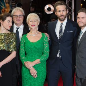 Helen Mirren, Ryan Reynolds, Daniel Brühl, Simon Curtis, Antje Traue