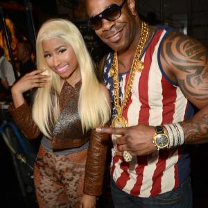Busta Rhymes, Nicki Minaj