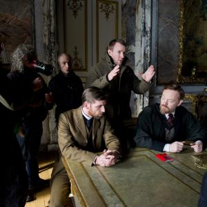 Guy Ritchie, Jared Harris