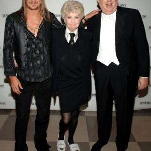 Kid Rock, Marvin Hamlisch, Elaine Stritch