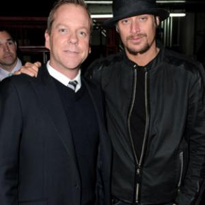 Kiefer Sutherland, Kid Rock