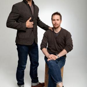 Sam Rockwell and David M. Rosenthal