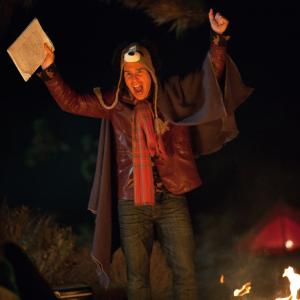 Still of Sam Rockwell in Septyni psichopatai (2012)