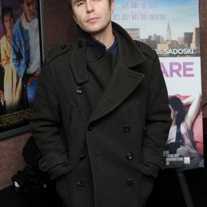 Sam Rockwell at event of Take Care (2014)