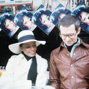 Anthony Perkins, Diana Ross