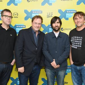 Richard Linklater, Jason Schwartzman, Bob Byington, Stephen Root