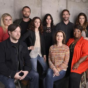 Courteney Cox, Seann William Scott, Kate Walsh, Cleo King, Olivia Thirlby, Mackenzie Marsh