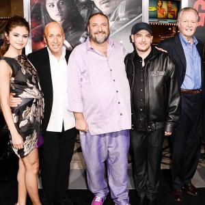 Jon Voight, Joel Silver, Courtney Solomon, Selena Gomez
