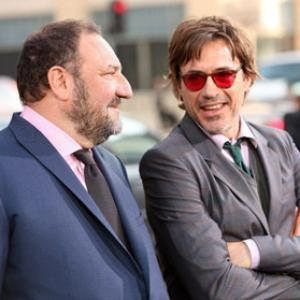 Robert Downey Jr., Joel Silver