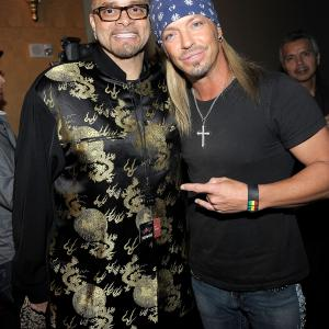 Sinbad, Bret Michaels