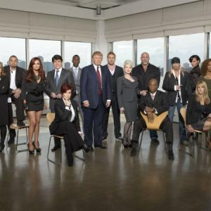 Bill Goldberg, Holly Robinson Peete, Sinbad, Cyndi Lauper, Carol Leifer, Bret Michaels, Summer Sanders, Donald Trump, Maria Kanellis, Selita Ebanks, Rod Blagojevich
