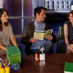 Still of Kerr Smith, Shiri Appleby and Amy Price-Francis in Life Unexpected (2010)