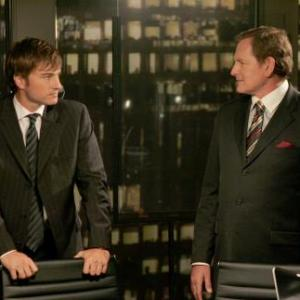 Still of Victor Garber and Kerr Smith in Justice (2006)