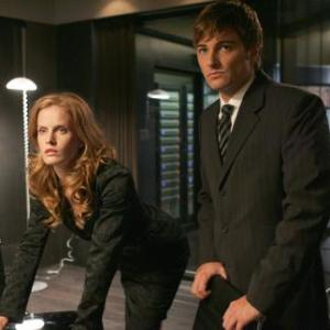 Still of Kerr Smith and Rebecca Mader in Justice (2006)