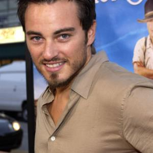 Kerr Smith at event of Secondhand Lions (2003)