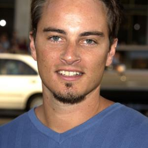 Kerr Smith at event of Windtalkers (2002)