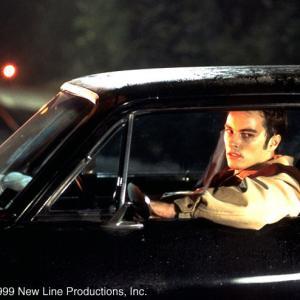 Kerr Smith co-stars as Carter Hogan