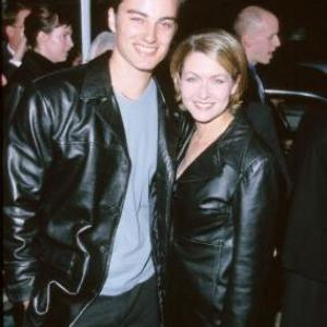 Alley, Kerr Smith and Ali Hillis at event of Go (1999)