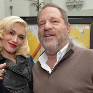 Gwen Stefani, Harvey Weinstein