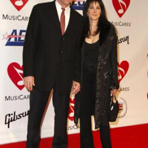John Tesh, Connie Sellecca
