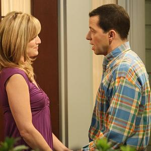 Jon Cryer, Courtney Thorne-Smith