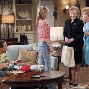 Jon Cryer, Courtney Thorne-Smith, Georgia Engel, Holland Taylor