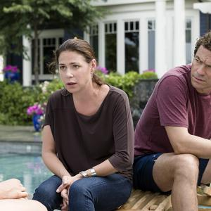 Maura Tierney, Dominic West, Ruth Wilson