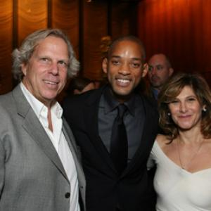 Will Smith, Steve Tisch, Amy Pascal