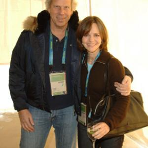 Sally Field, Steve Tisch