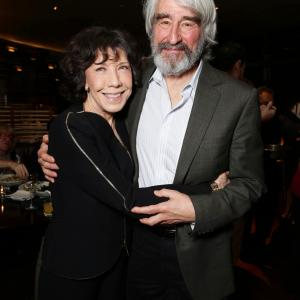 Sam Waterston and Lily Tomlin at event of Grace and Frankie 2015