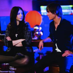 Still of Michelle Trachtenberg and Zac Efron in Vel septyniolikos (2009)